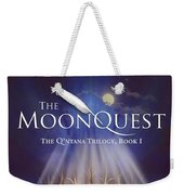 The Moonquest Book Cover Weekender Tote Bag