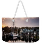 The Mooring Weekender Tote Bag