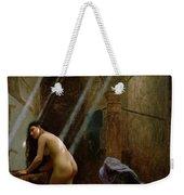 The Moorish Bath Weekender Tote Bag