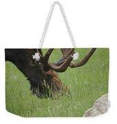 The Moose Weekender Tote Bag