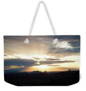 The Morning Streak Weekender Tote Bag