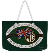 The Morris Garages Weekender Tote Bag