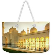 The Mosque Weekender Tote Bag