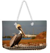 The Most Beautiful Pelican Weekender Tote Bag