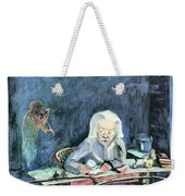 The Mother Of Sonia Gramatte By Walter Gramatte Weekender Tote Bag
