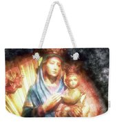The Mother Of The King Is Queen Weekender Tote Bag