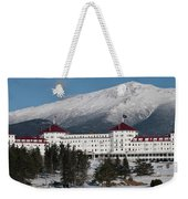 The Mount Washington Hotel Weekender Tote Bag