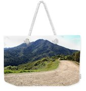 The Mountain Is Calling You Weekender Tote Bag