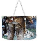 The Mountain Man Weekender Tote Bag