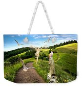 The Mountain Road  1 Weekender Tote Bag