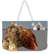 The Mountains Weekender Tote Bag