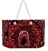 The Mouth Of Hell Weekender Tote Bag