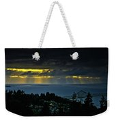 The Mouth Of The Columbia River Weekender Tote Bag