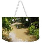 The Muddy Medina Weekender Tote Bag