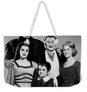 The Munster Family Portrait Weekender Tote Bag