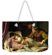 The Murder Of The Sons Of Edward Iv Weekender Tote Bag