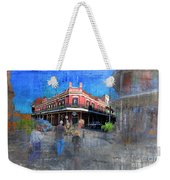 The Muriel's Of Jackson Square  Weekender Tote Bag