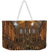 The Museum Of Natural History... London Weekender Tote Bag