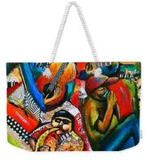 The Music Of Sealy Flats Weekender Tote Bag