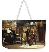 The Musicale, Weekender Tote Bag