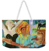 The Musician, The Big Easy Weekender Tote Bag