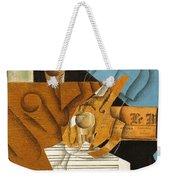 The Musician's Table Weekender Tote Bag