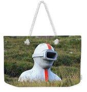 The Mysterious Observer Weekender Tote Bag