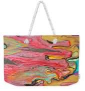 The Mystic Delta Weekender Tote Bag by Julia Apostolova