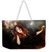 The Mystic Weekender Tote Bag