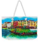 The Mystique Of Italy Weekender Tote Bag