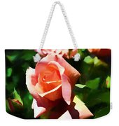 The Name Of A Rose Is Beauty Weekender Tote Bag