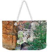 The Narrows Of The Virgin River  Weekender Tote Bag