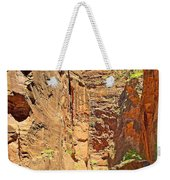 The Narrows Study 2 Weekender Tote Bag