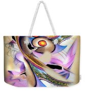 The Nata-rajah - The Great Dancer Weekender Tote Bag