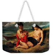 The Natchez Weekender Tote Bag by Ferdinand Victor Eugene Delacroix