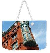 The National Savings And Trust Building Weekender Tote Bag