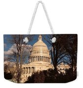 The Nation's Capitol Weekender Tote Bag