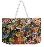 The Nations' Claim Weekender Tote Bag