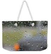 The Natural Lens That Is A Raindrop Weekender Tote Bag