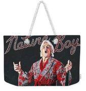 The Nature Boy, Ric Flair Weekender Tote Bag
