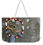 The Necklace Weekender Tote Bag