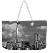 The Needle Weekender Tote Bag