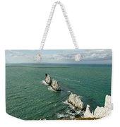 The Needles - Isle Of Wight Weekender Tote Bag
