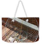 The Net Weekender Tote Bag