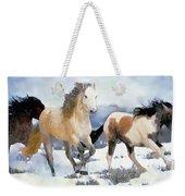The Nevada Herd Weekender Tote Bag