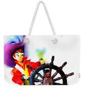 The Neverland's Sailor Weekender Tote Bag