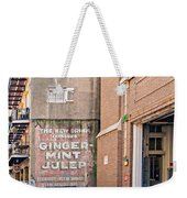 The New Drink Weekender Tote Bag
