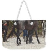 The New Horse Weekender Tote Bag
