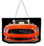 The New Mustang Weekender Tote Bag