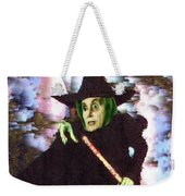 The New Wicked Witch Of The West Weekender Tote Bag